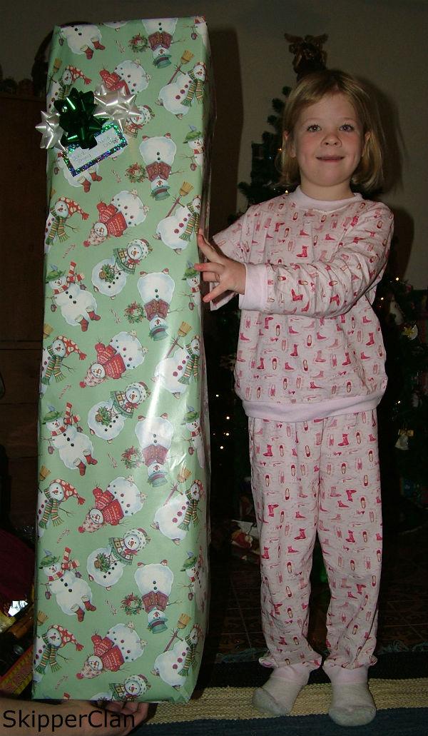 Enjoying Christmas: Gift Giving