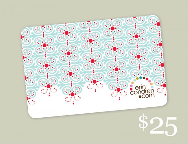 erincondren.com gift card