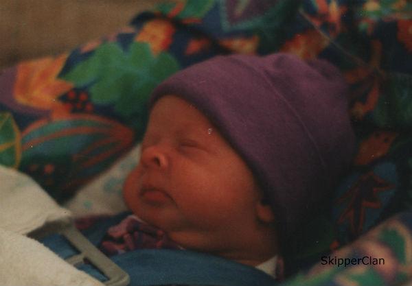 Newborn at SkipperClan