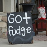 Got Fudge at SkipperClan