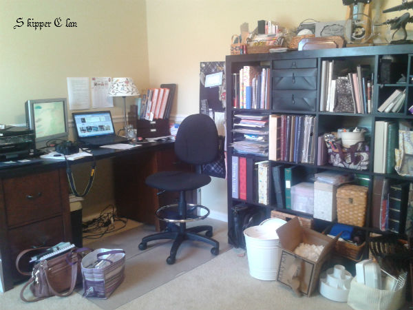 Office Before at SkipperClan