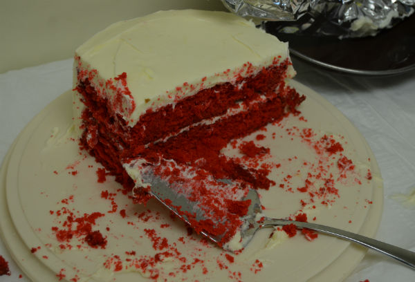 Red Velvet Cake at SkipperClan