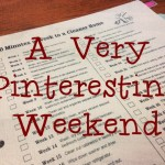 A Very Pinteresting Weekend: Where to Start for a Life: Simplified