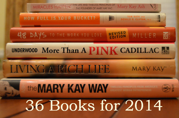 36 Books for 2014