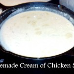 Homemade Cream of Chicken Soup at SkipperClan
