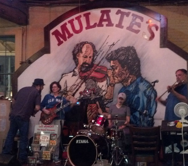 Mulates New Orleans at SkipperClan