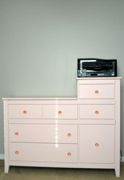 Pink Dresser Project Final