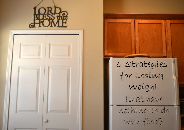 5 Strategies for Losing Weight
