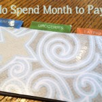 Using A No Spend Month to Payoff Debt