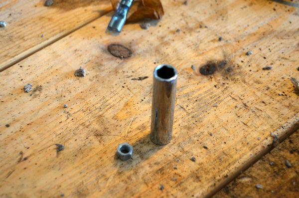 driftwood socket