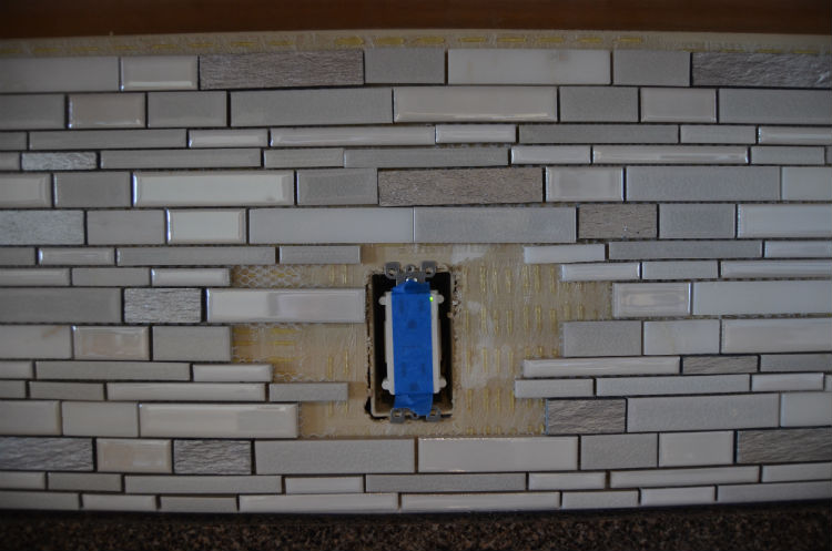 Backsplash Tile at SkipperClan