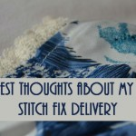Honest Thoughts About my First Stitch Fix at SkipperClan