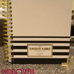 Purposeful Planner Giveaway at SkipperClan